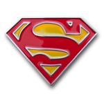Купи Пряжка для ремня Супермен металлическая, с классическим логотипом...