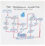 Футболка Теория большого взрыва-Алгоритм дружбы.  Photo1