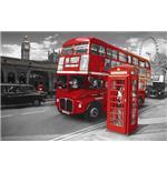 Купи Постер Лондон.  Размеры макси-постера: 61 х 91,5 смпонравившиеся