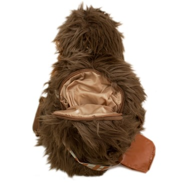 Star Wars Chewbacca Plush Bag Backpack Buddy - Wear Your Beer.