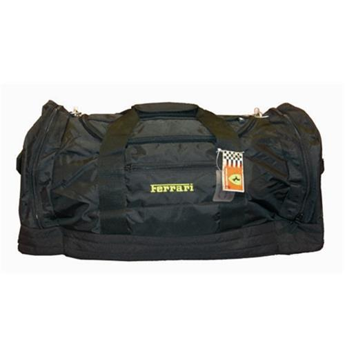 Купи Большая сумка Феррари с четырьмя внешними отделениямипонравившиеся...